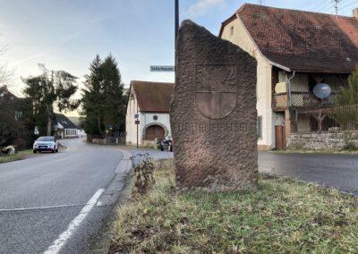 Ortseingang Bettenhausen